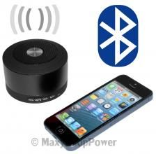 SPEAKER T8 MINI ALTOPARLANTE BLUETOOTH WIRELESS NERO BLACK NEW NUOVO IDEA REGALO  - SU WWW.MAXYSHOPPOWER.COM