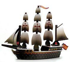 PotCC 048 - Spanish ship El Neptuno