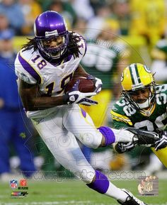 Minnesota Vikings - Sidney Rice Photo Vikings Football 8039b2131