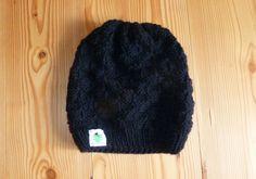 Gr. 55, Höhe 25 cm, 70% Schurwolle, Farbe: schwarz, Karomuster, Nr. 119, Preis…
