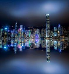 Skyline Hong-Kong - www.kgphotography.ch