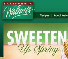 Free Stuff from California Walnuts