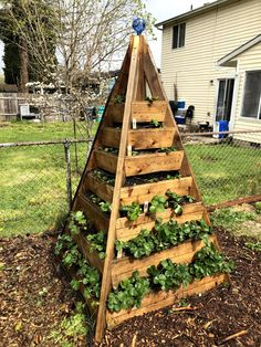 How to Build the Tesla of Raised Bed Planters, The Strawbelisk - Sunset Magazine Raised Planter Beds, Raised Garden Beds, Raised Beds, Garden Living, Home And Garden, Garden Bed Layout, Garden Planters, Potager Garden, Fall Planters
