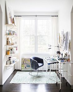 Step Inside the Beautiful Live/Work Spaces of Four Contemporary Artists
