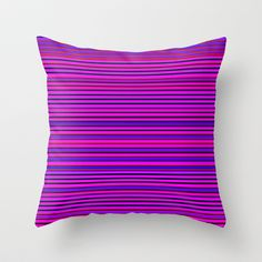Re-Created Channels xv #Throw #Pillow by #Robert #S. #Lee - $20.00
