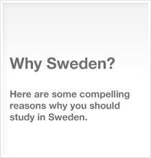 Thinking about studying abroad in Sweden?
