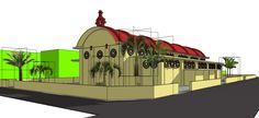 Bintaran Chapel (Bintaran Church) #ArsitekturBELANDA #arsitekturindonesia #chapel #churchbuilding #chapelconcept