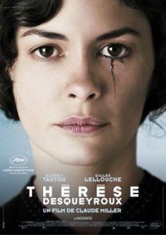 Film. TV. Claude Miller: Therese D. Drama af  med Audrey Tautou. 290117