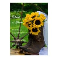 #sunflower #wedding and #party #invitations, greeting cards and #gifts
