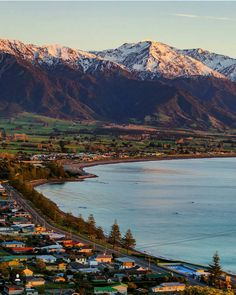 Kaikoura, New Zealand photo by @southislandnz •