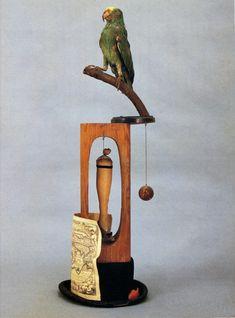 Poetic Object, 1936 https://parrotmuseum.wordpress.com/2013/11/11/juan-miro-poetic-object/