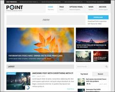 425  Best Responsive #Free #WordPress Themes more on http://html5themes.org