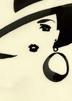 calligraphic 2012 by Ekaterina Koroleva, via Behance