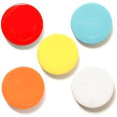 Polka Dot Wall Vase in 5 Colors -at Poketo.com