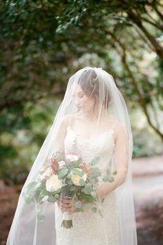 Film Photography in Birmingham, AL | Botanical Gardens | Bridal Portraits | Laura Wilkerson Photography