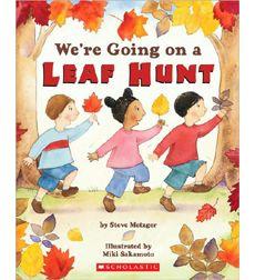 Mrs. Bremer's Kindergarten: Fall Scavenger Hunt {freebie} and a FALL SALE