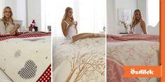 Ev tekstili ve dekorasyon ürünlerimizle sıcacık yuvalar kurmaya devam ediyoruz! Bu bahar da mutlu bir hayata evet diyeceklerin ilk adresi Özdilek! http://bit.ly/RRKbMr
