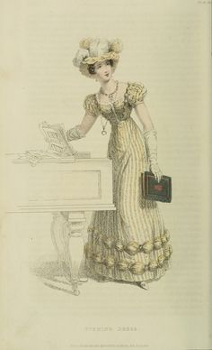 1824 - Ackermann's Repository Series 3 Vol 4 - December Issue