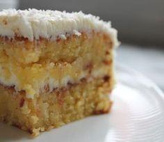 Vi har lige holdt fødselsdag, og i den andledning bagte vi blandt andet denne virkelige lækre kage. Alle var vilde med den – og det var vi heldigvis også selv, så det er bestemt ikke sidste g…