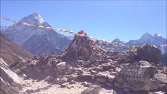 Everest Base Camp View || Resting Point in Everest Trial