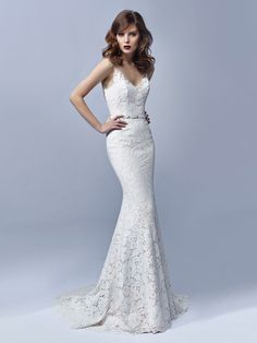 BT17-07 // 2017 Beautiful Collection Available at Uptown Bridal www.uptownbrides.com