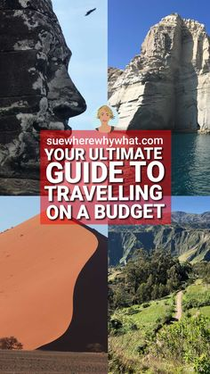 Travel is expensive and saving money on trips is an essential skill for all of us. After 30 years of travel, I have a lot of hints and tips on how to save more money to travel further. Here I give you my ultimate top 20 budget travel tips for making savings from booking, eating out, cheaper destinations, when to go, who to book with and much, much more. Budget Travel Tips | Saving Money | Travel Savings | Budget Travel #travel #budgettravel Usa Travel Guide, Travel Info, Travel Advice, Travel Usa, Travel Guides, Globe Travel, Travel Hacks, Travel Money, Budget Travel