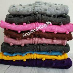 Sweater Cardigan, Crochet Necklace, Girls, Sweaters, Jackets, Fashion, Sweater, Toddler Girls, Down Jackets