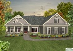 Featured House Plan: BHG - 8439. 1800 sq ft. $141,714 to build. Pics show basement layout
