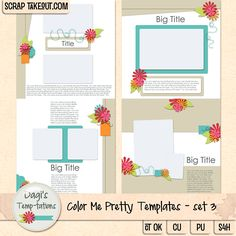 A set of 4 templates. Includes PSD, PNG and TIFF formats. Shadows are in separate layers so you can either use it or simply delete the layer if you want to use your own.  For personal or/and commercial use, S4H/S4O friendly, CT friendly.  3600x3600 (12x12), 300 dpi