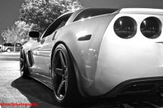 2007 Corvette ZO6