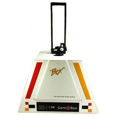 MK Light Box Gem eBox Digital Lighting Kit Studio One Step Photo System m301 #MK