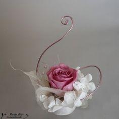 Boite à dragées - Fleurs Mariage - Fleurs d'un Nouveau Monde - Fleurs d'un…