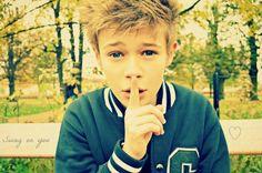 Benjamin is so adorable. ;) <3
