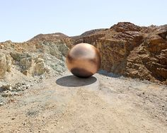 インフォグラフィック的というか、この鉱山で取れる金属を視覚化している。