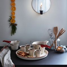 Hygge for the Holidays: Ikea's New Värmer Collection (Remodelista: Sourcebook for the Considered Home) Board Game Table, Table Games, Ikea New, Four Micro Onde, Floor Pouf, Holiday Market, Nesting Bowls, Wine Tasting, Christmas Trees