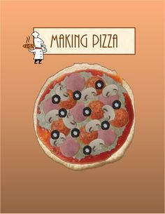 Life skill or vocational task that shows how to make a pizza. All photos are real and original. This task comes with all the ingredients along with direction cards for students to follow. The cover page shows what the finished product looks like. This task is part of my Life Skill and Vocational Skill Bundle #1 This task helps to develop math skills, fine motor skills, and following directions.