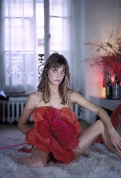 Jane Birkin, 1968 : vgb