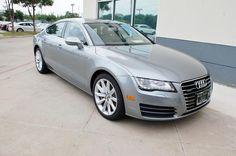 #New #2014 #Audi #A7 #ForSale | #Dallas #TX #Lemmon #Parkcities $67,640