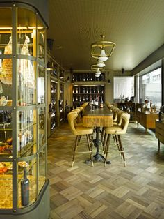 Zürich Restaurant Razzia wiedergeboren - Gourmetwelten - Das Genussportal