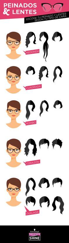 Escoger los lentes correctos te dará mucha personalidad. ¿Cuál va contigo?
