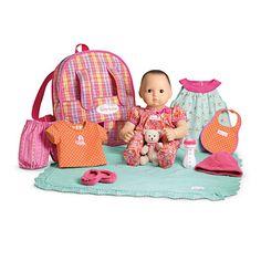 Bitty baby American girl doll