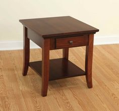 Carlisle Shaker End Table