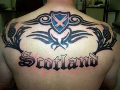scottish biker tattoo - Google Search
