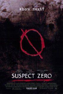 Suspect Zero - GREAT movie!