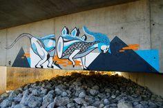 #streetart #goddog  GoddoG