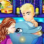 Play My dolphin show 4 for free on Kizi! Online Games, Dolphins, The Originals, Common Dolphin, Seal