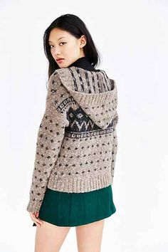 BDG By The Fire Sweater - Urban Outfitters