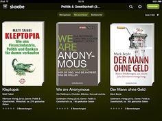 Skoobe.de ebook store or library?  Skoobe.de on kirjalainaamo.