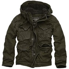 AMBERCROMBIE & FITCH  Mens Coat