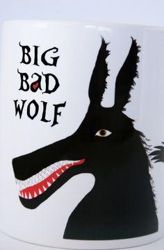 Big Bad Wolf Mug